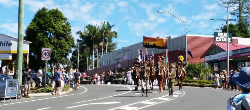 5th Light Horse Regiment Maleny Troop